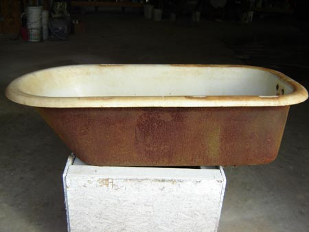 Custom Tubs, Inc. - Cast Iron Tub Refinish Project Photo Gallery